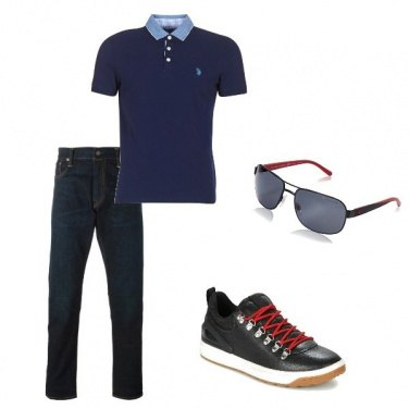 Outfit Outfit informal hombres con sobrepeso
