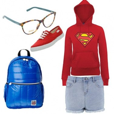 Outfit Clark Kent