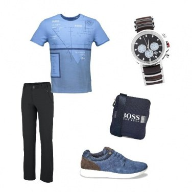 Outfit Outfit informal hombres atleticos