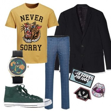 Outfit Tranquillo