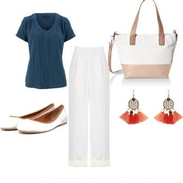 Outfit Etnico basic