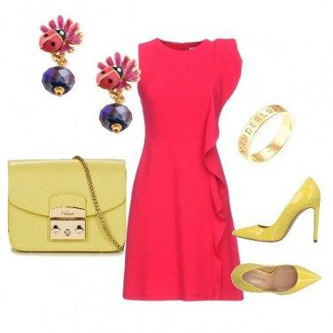 Outfit Come un fiore