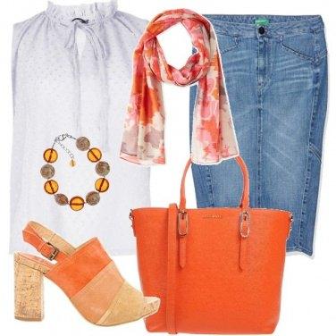 Outfit Arancio...come l\'aperol
