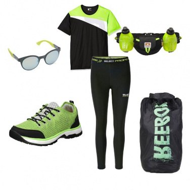 Outfit Sport all\'aria aperta!