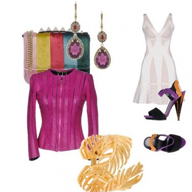 Outfit Serata party