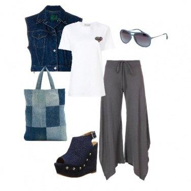 Outfit Un pò eccentrica