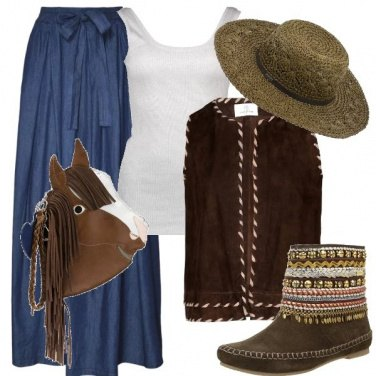 Outfit Trotta cavallino