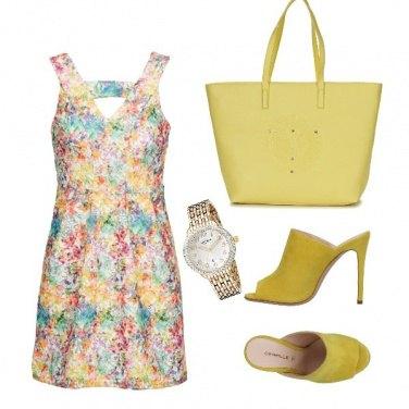 Outfit Lemon flowers