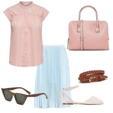 Outfit Passeggiando in primavera
