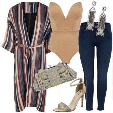 Outfit Sensuale e brillante