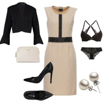 Outfit Sexy ma discreta.