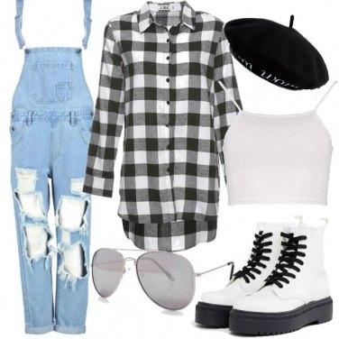 Outfit Urban anni 90