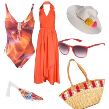Outfit Al Lido di Venezia