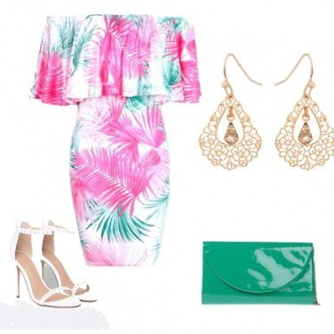 Outfit Tropical