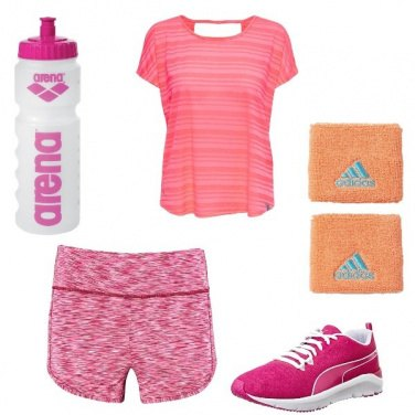 Outfit Tennis basic