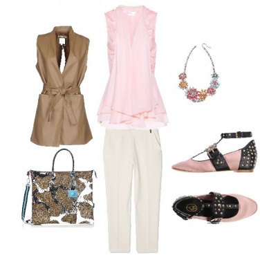 Outfit Neutro chic
