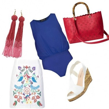 Outfit Etnico #732