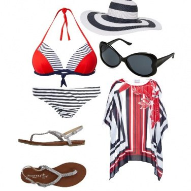 Outfit Un giorno al mare
