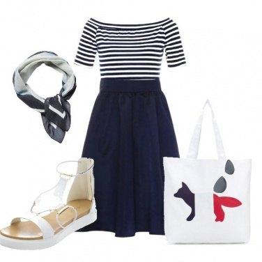 Outfit Comme çi comme ça