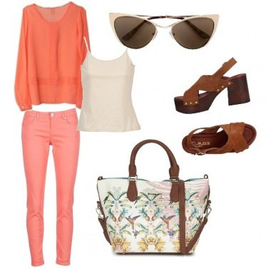 Outfit Toni pesco