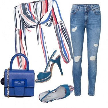 Outfit Chic jeans