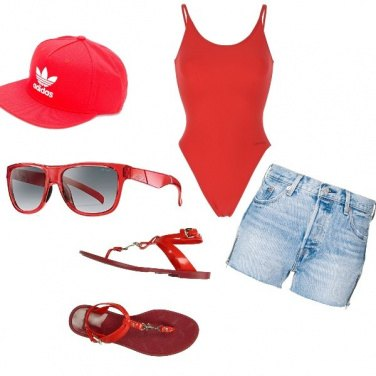 Outfit Trendy #6193