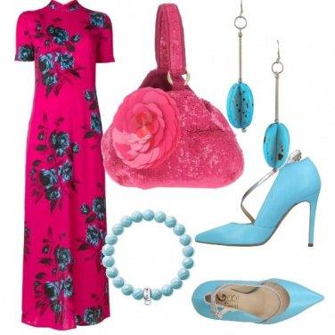 Outfit Vagamente orientale
