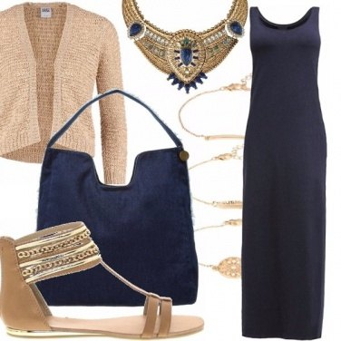 Outfit Nefertiti
