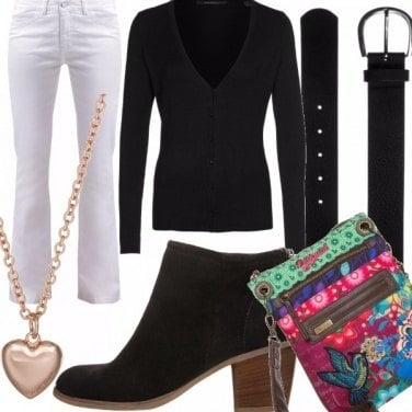 Outfit Aperitivo Casual