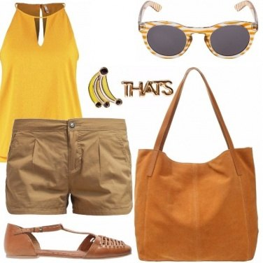 Outfit That\'s bananas