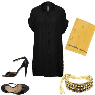 Outfit Sensuale in black