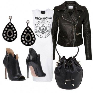 Outfit Rocker girl