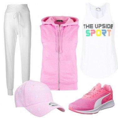 Outfit Passeggiata sportiva