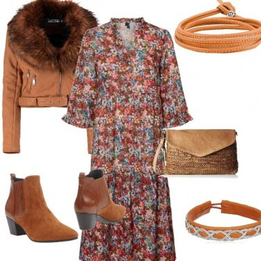 Outfit Residui d\'autunno