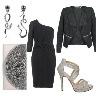 Outfit Serata Glam Rock!