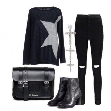 Outfit Deep dark