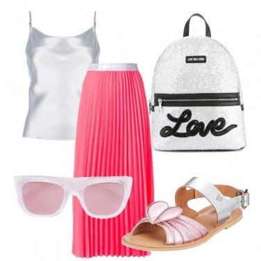 Outfit Romantic touch