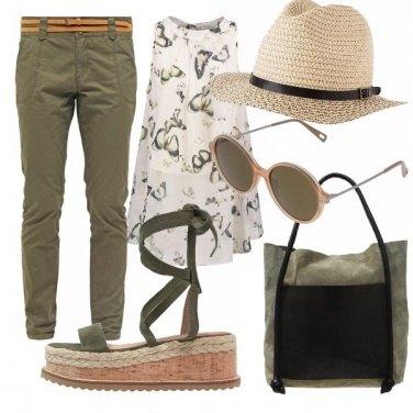 Outfit Gita fuoriporta