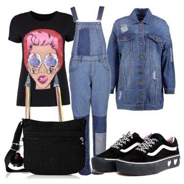 Outfit Come negli anni '90