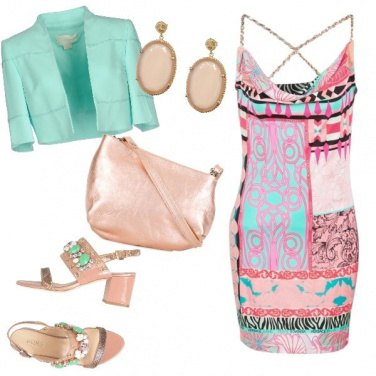 Outfit Spring touch