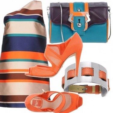 Outfit Miss la griffe - linea delux