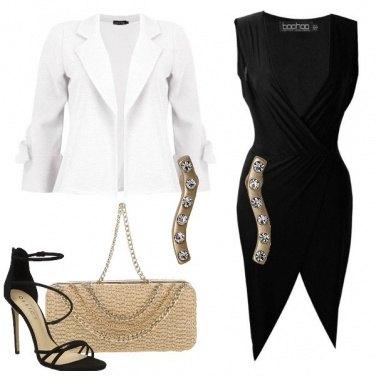 Outfit Sexy e splendente