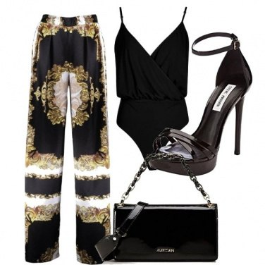 Outfit Night party