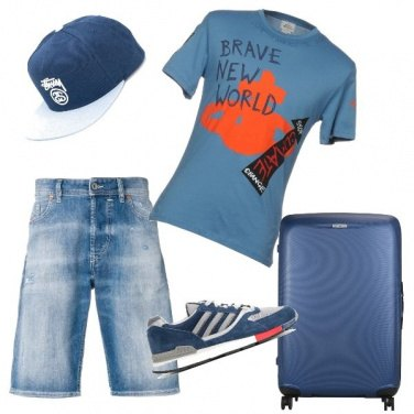 Outfit Casual #1593