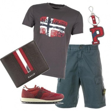 Outfit Casual #1594