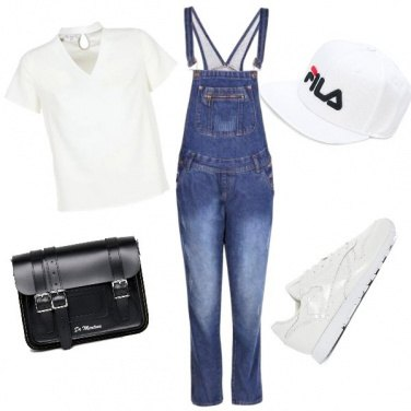 Outfit Nel 1990