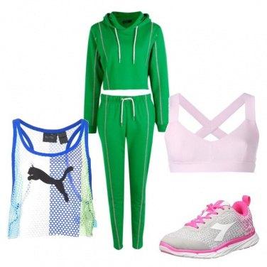Outfit In tuta
