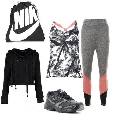 Outfit Allenarsi con stile