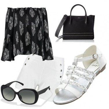 Outfit Pantaloncini
