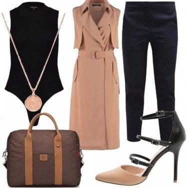Outfit L\'invidia (buona) è donna